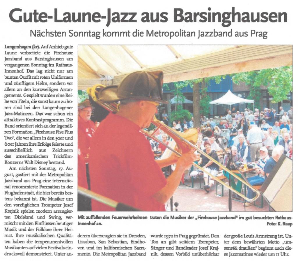 Gute-Laune-Jazz